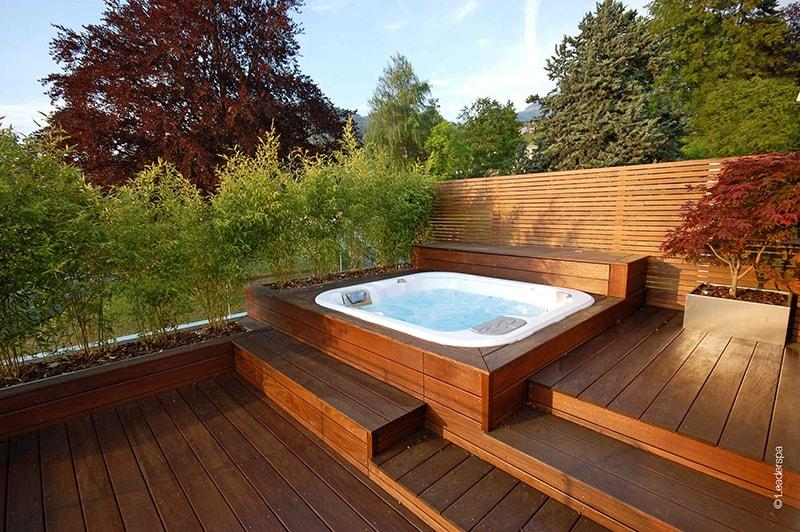 Image Result For Tub Deck Design Ideas