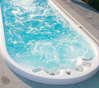 swim spas in Dublin, California
